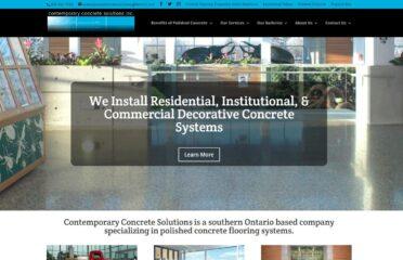 Contemporary Concrete Solutions