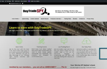 Day Trade Spy