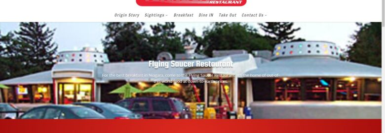 Flying Saucer Restaurant NF