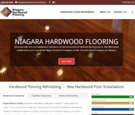 Niagara Hardwood Flooring