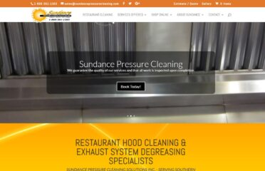 Sundance Pressure Cleaning