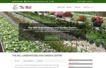 The Mill Greenhouses & Garden Centre
