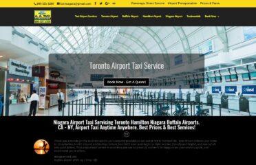 Niagara Taxi Airport Shuttle