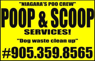 Poop & Scoop Services ( Dog Waste Clean-up )