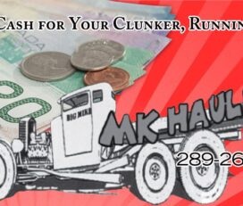 MK Haulers Cash for Cars