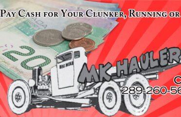 MK Haulers Cash for Cars