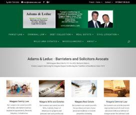 Adams & Leduc Barristers