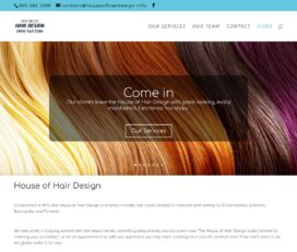 House of Hair Design